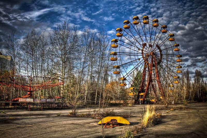 Pripyat-Ukcraina.