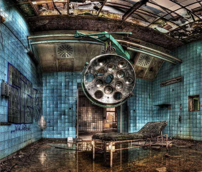 Spital-militar-abandonat-Beelitz-Germany-1
