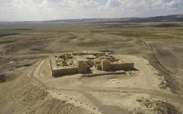 Cetatea Tel Arad