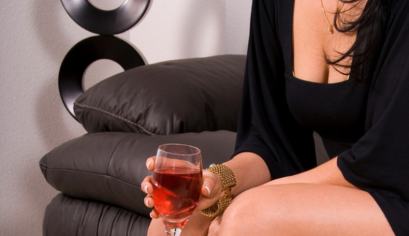 alcool pahar
