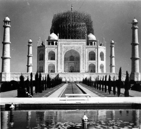 Taj Mahal, 1940