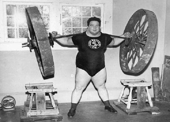 Cel mai puternic om din lume – a ridicat 2,8 tone, Paul Anderson